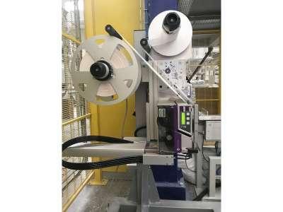 Sistemi di stampa e applica etichette