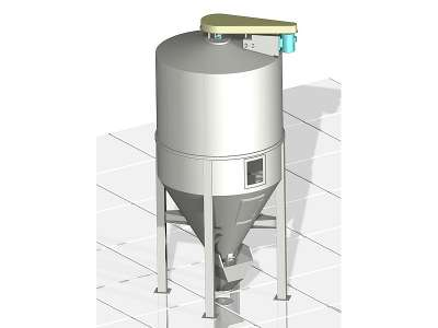 Miscelatore verticale dinamico MV